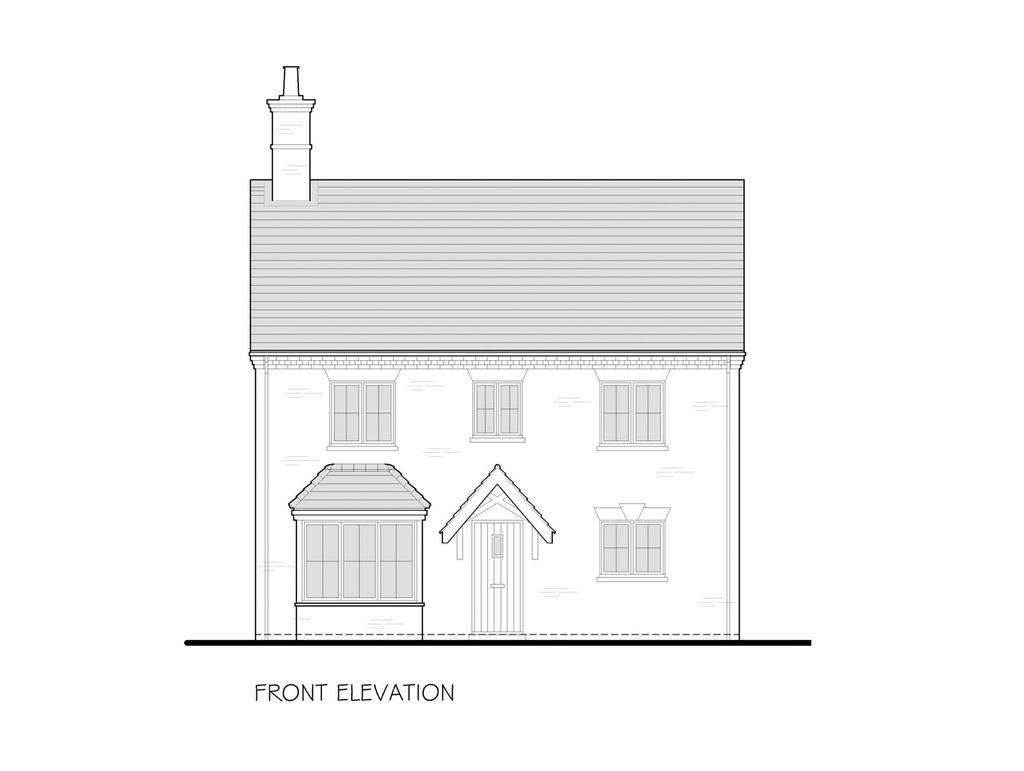 3 Bedrooms Detached House for sale in James Place, Flitwick, MK45