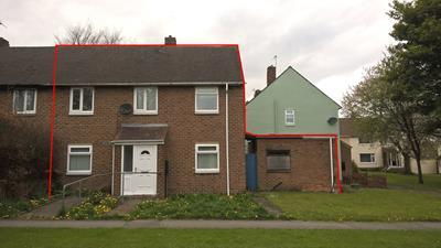 3 Bedrooms Semi Detached House for sale in Finchale Road, Framwellgate Moor, DURHAM, DH1 5JH