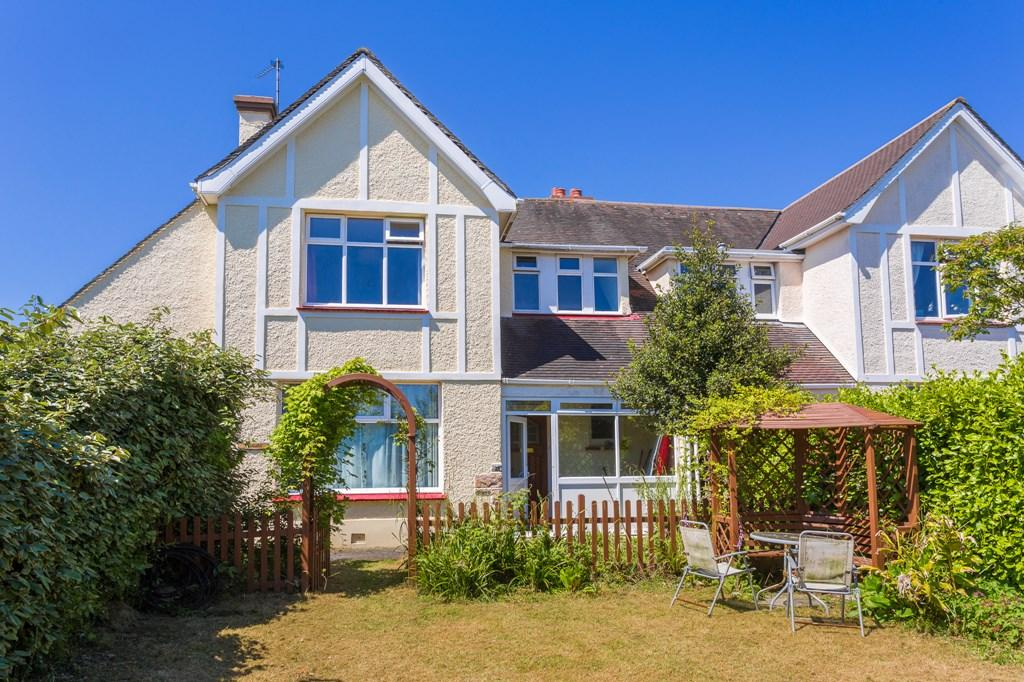 5 Bedrooms Semi Detached House for sale in Avenue Vivier, St. Peter Port, Guernsey