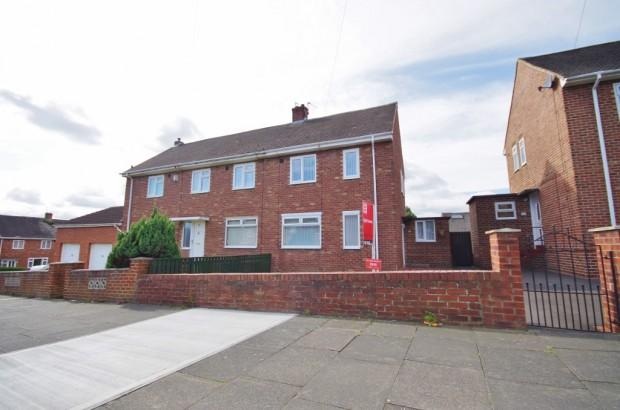 2 Bedrooms Semi Detached House for sale in Grindon Lane, Grindon, SR3