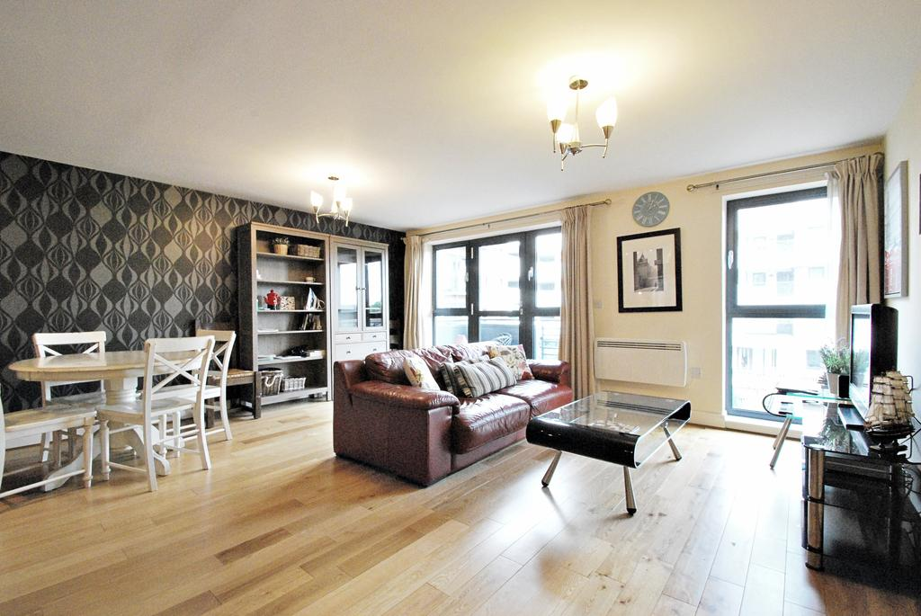 2 Bedrooms Flat for sale in Weightman House, Spa Road, London