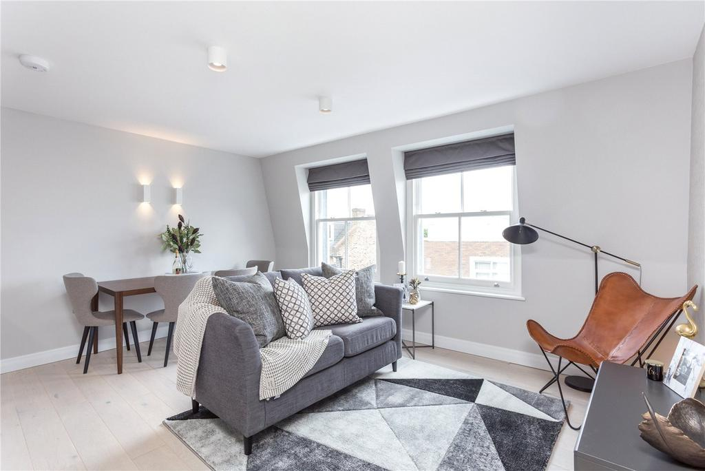 2 Bedrooms Flat for sale in Founders House, 180 Kentish Town Road, London, NW5