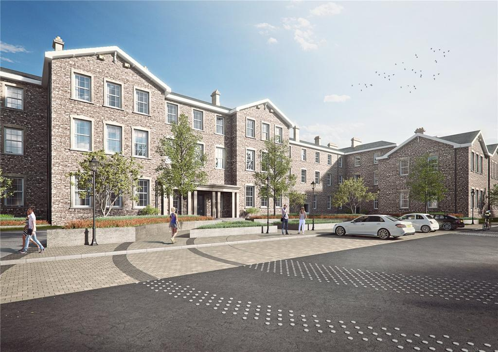2 Bedrooms Flat for sale in Apartment 15, Loft House, College Road, Bishopston, Bristol, BS7
