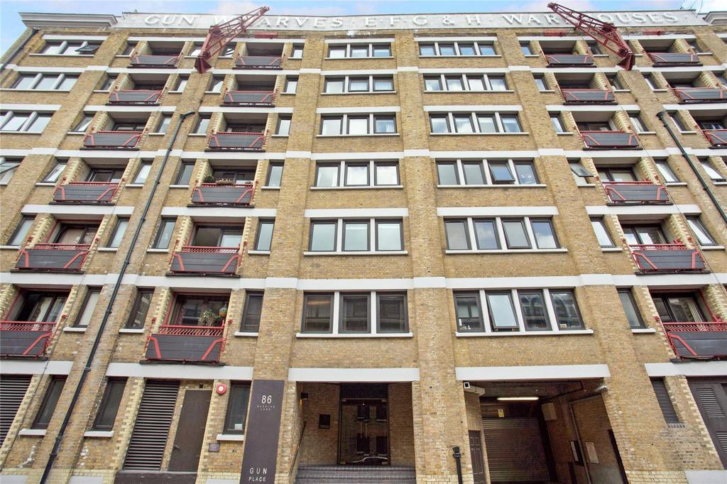 Studio Flat for sale in Gun Place, 86 Wapping High Street, London, E1W