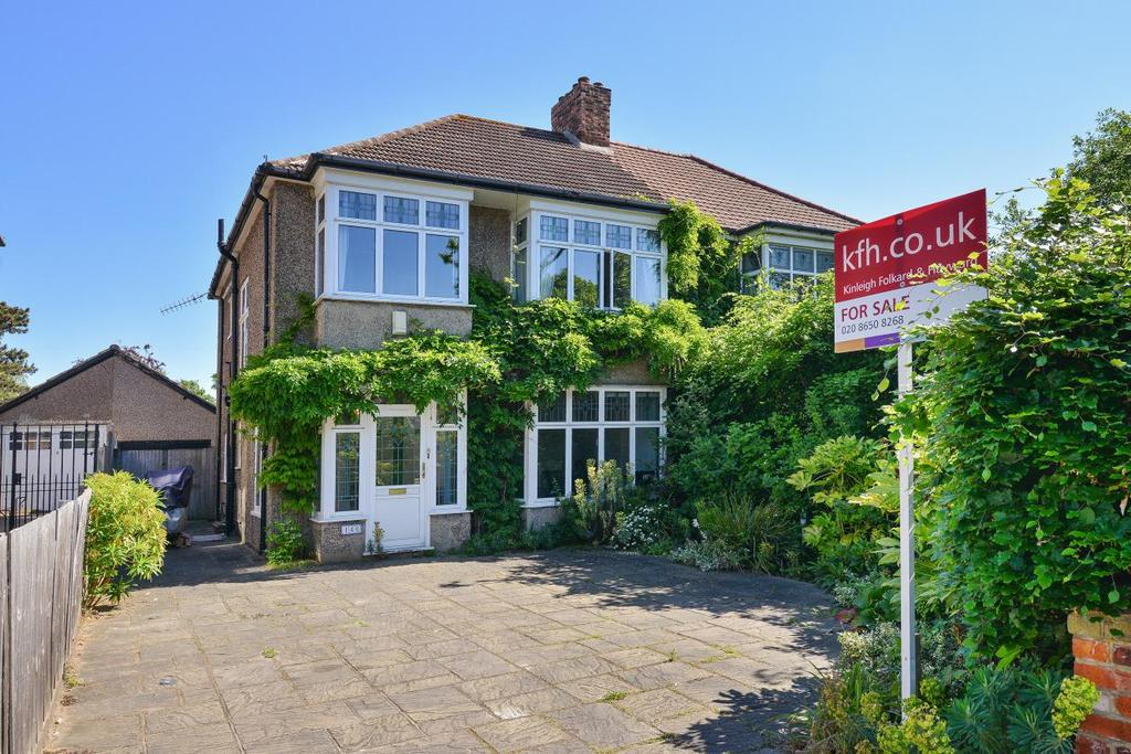 5 Bedrooms Semi Detached House for sale in Lennard Road, Beckenham