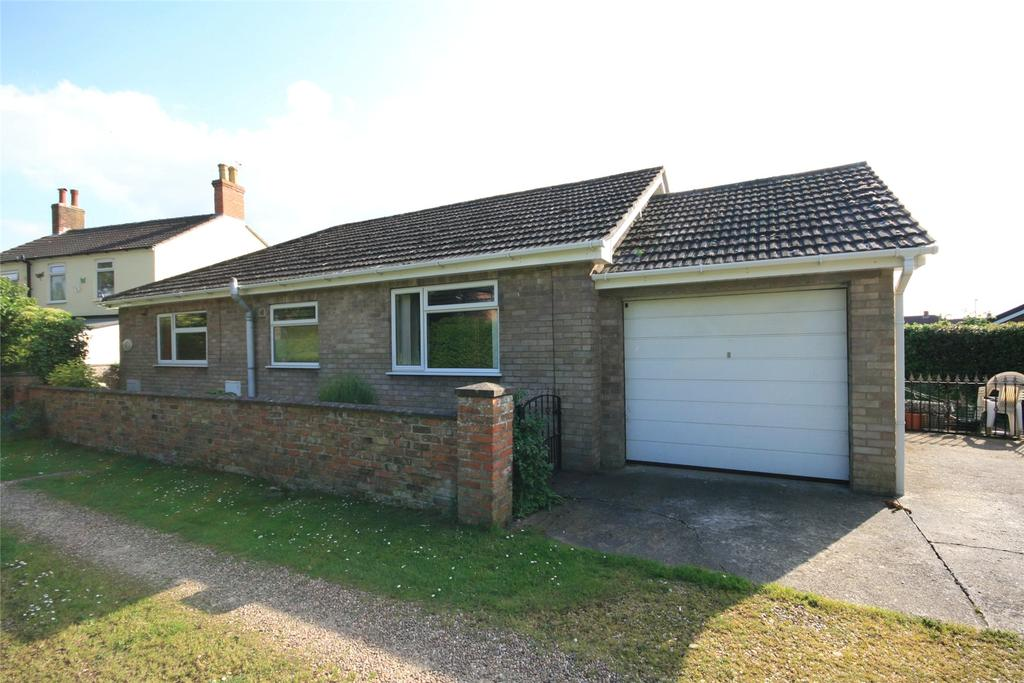 3 Bedrooms Detached Bungalow for sale in Castle Street, Boston, PE21