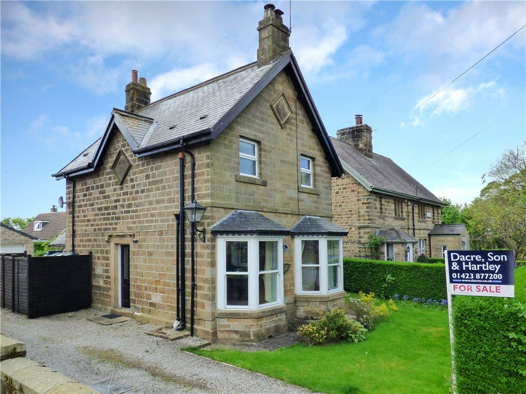 2 Bedrooms Unique Property for sale in Springfield Terrace, Burnt Yates, Harrogate, North Yorkshire