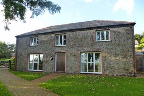 4 bedroom detached house to rent - Hacche Lane, South Molton, Devon, EX36