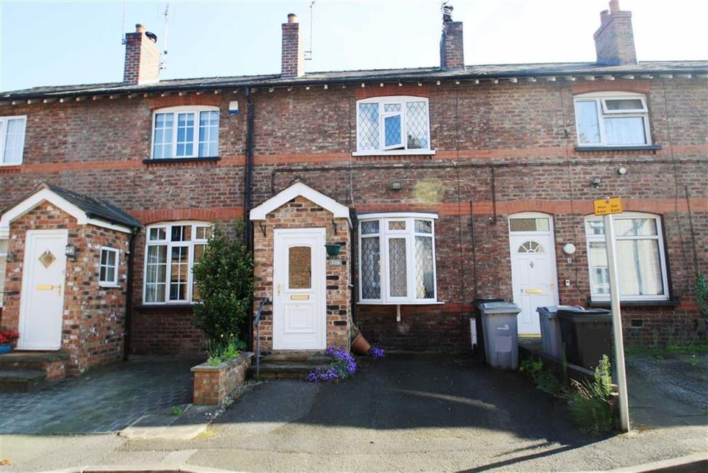 2 Bedrooms Terraced House for sale in Ladyfield Street, WILMSLOW, WILMSLOW