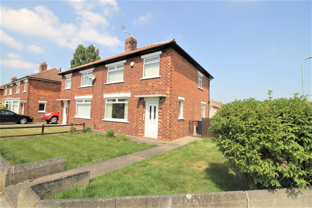 3 Bedrooms Semi Detached House for sale in Parkfield Avenue, Middlesbrough