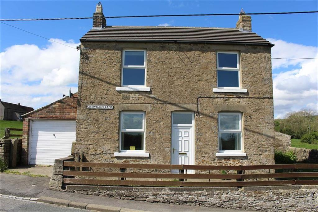 2 Bedrooms Detached House for sale in Lynesack, Butterknowle, Bishop Auckland, County Durham