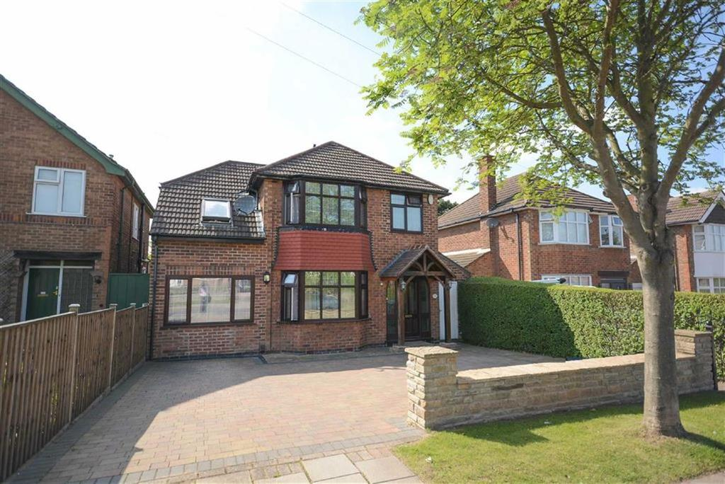 4 Bedrooms Detached House for sale in Greythorn Drive, West Bridgford