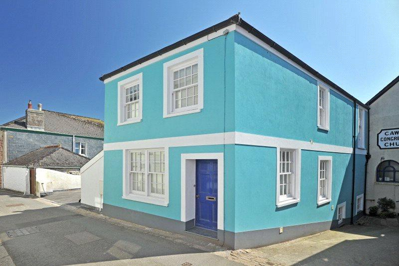 4 Bedrooms Semi Detached House for sale in Garrett Street, Cawsand, Torpoint, Cornwall, PL10