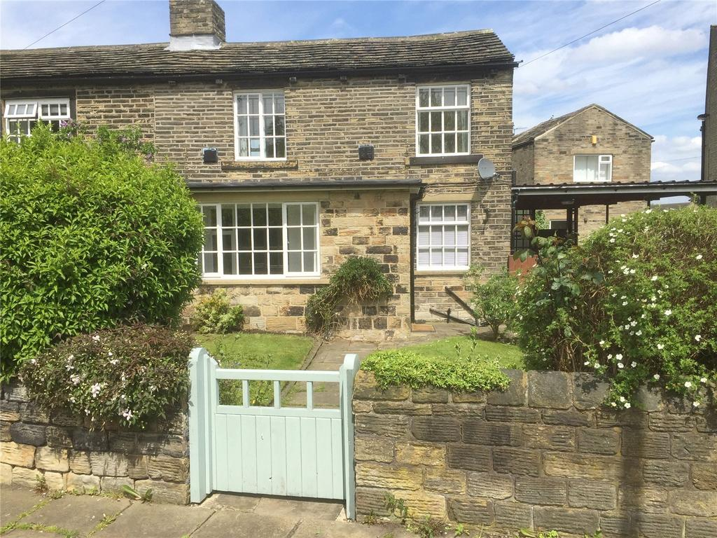 2 Bedrooms Cottage House for sale in Halifax Road, Scholes, Cleckheaton, BD19
