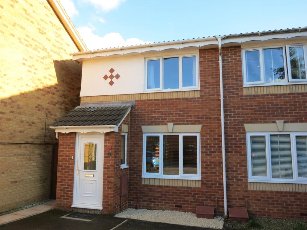 2 Bedrooms Semi Detached House for sale in The Culvert, Bradley Stoke, Bristol, BS32