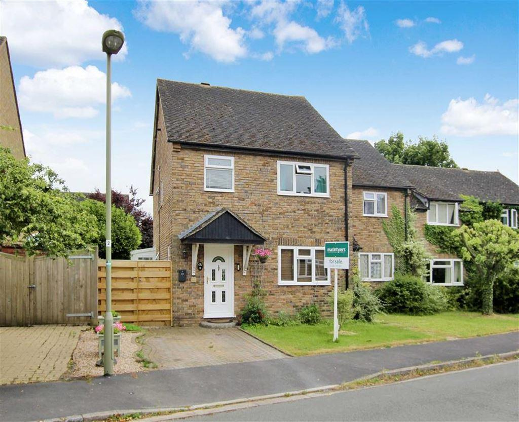 4 Bedrooms Semi Detached House for sale in 9, Chaundy Road, Tackley