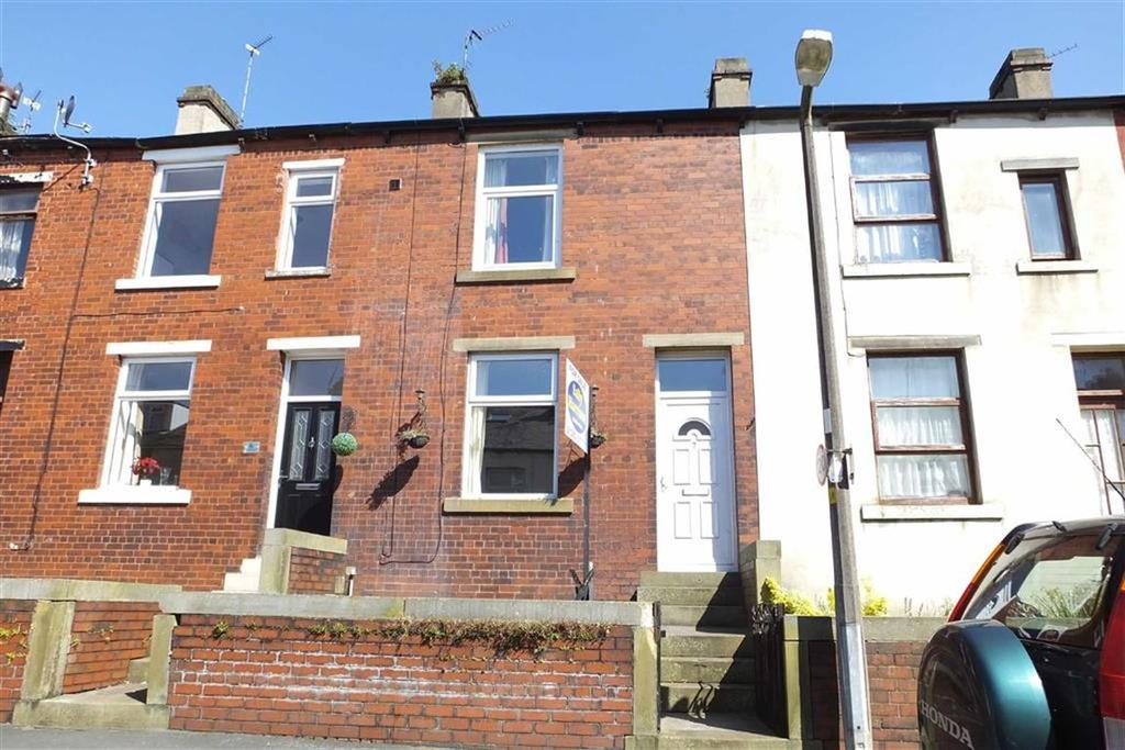 2 Bedrooms Terraced House for sale in Green End Avenue, Earby, Lancashire, BB18
