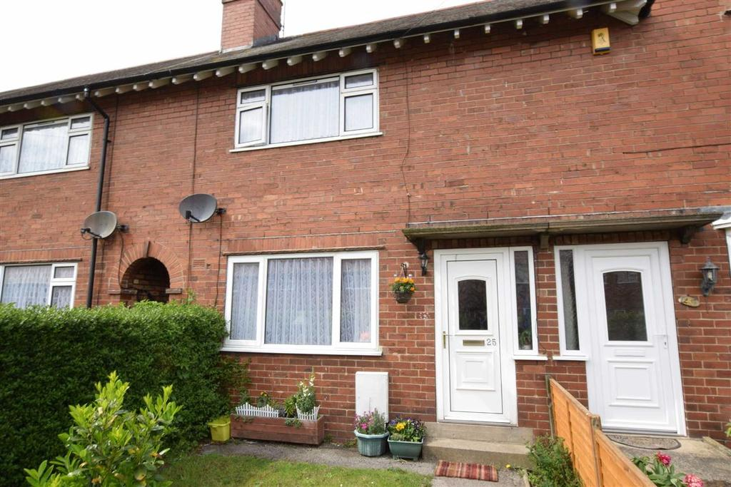 2 Bedrooms Terraced House for sale in Maple Drive, Scarborough, North Yorkshire