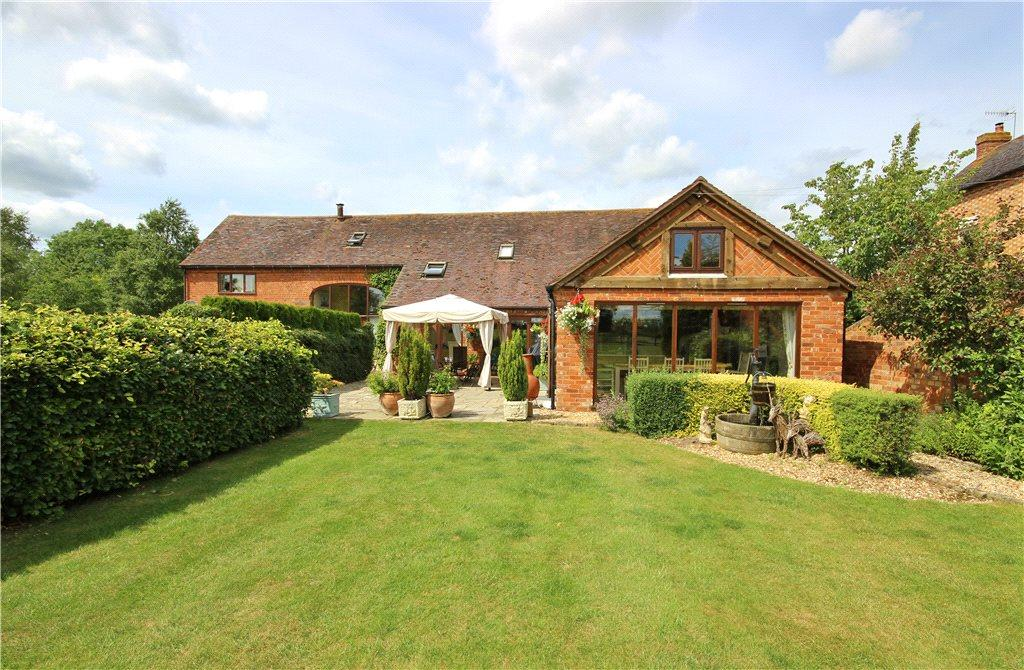 5 Bedrooms Barn Conversion Character Property for sale in Naunton Beauchamp, Pershore, Worcestershire, WR10