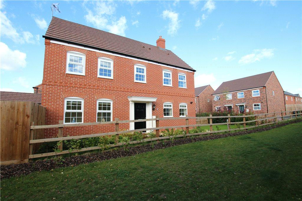 4 Bedrooms Detached House for sale in Ross Crescent, Inkberrow, Worcester, Worcestershire, WR7