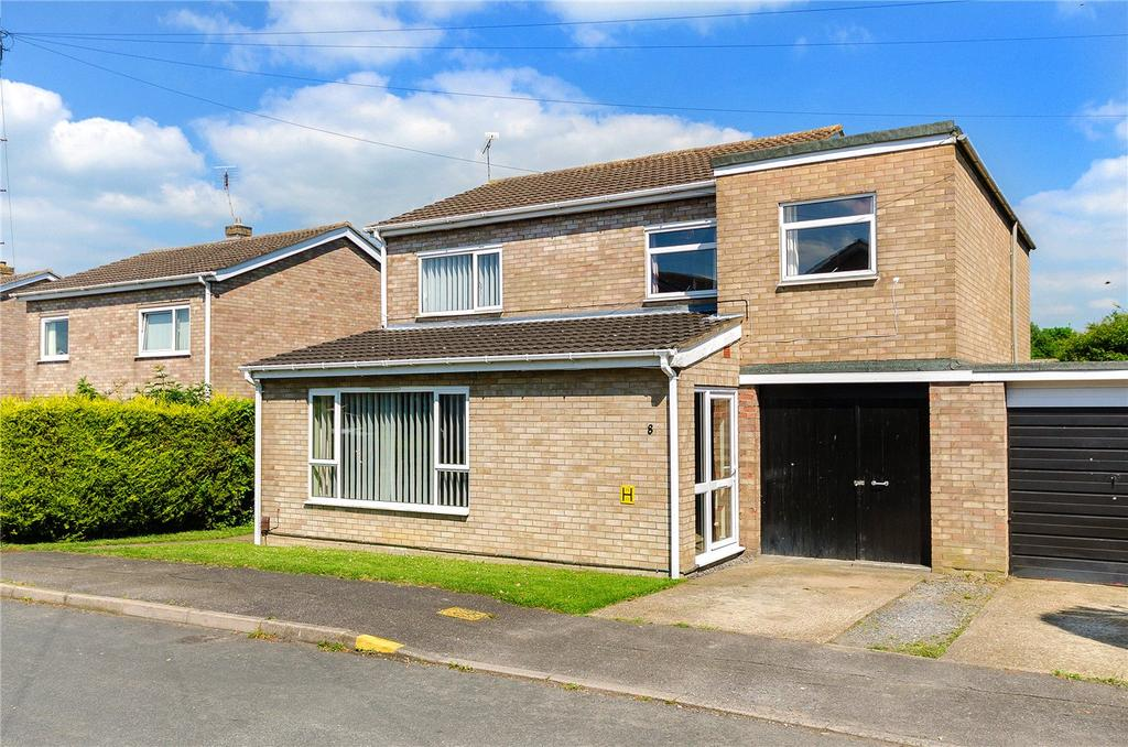 5 Bedrooms Link Detached House for sale in Cranbourne Mews, Washingborough, Lincoln, Lincolnshire, LN4