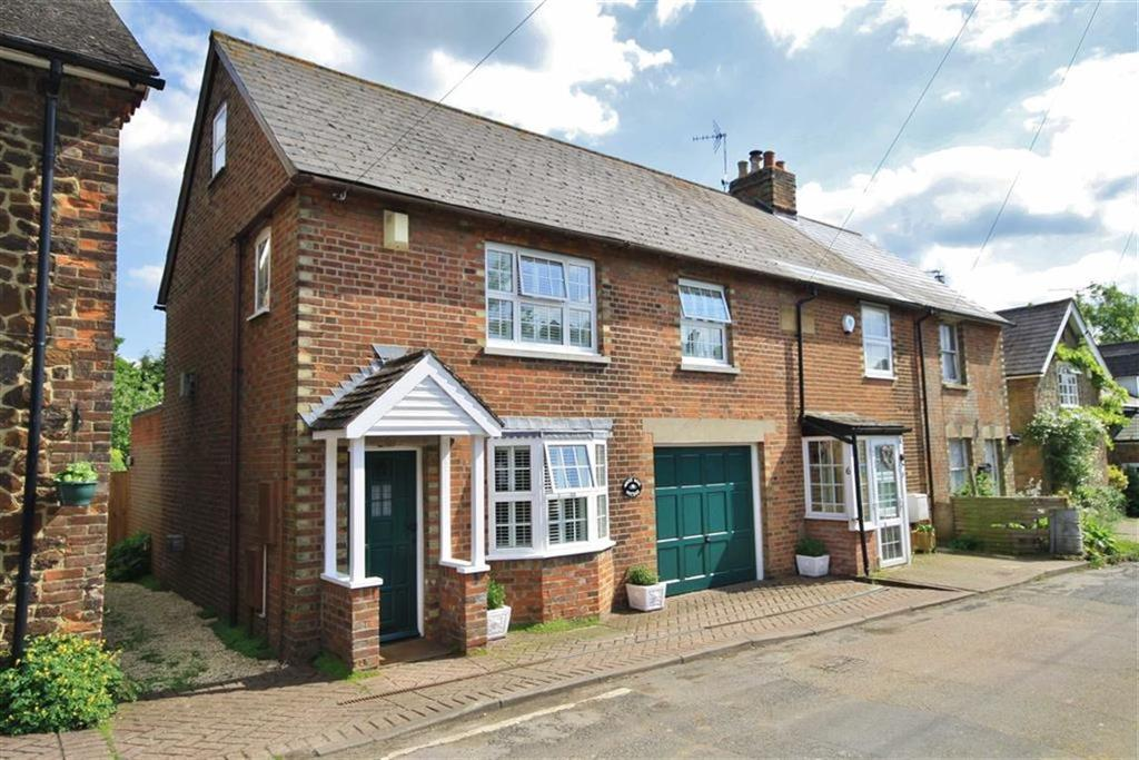 3 Bedrooms End Of Terrace House for sale in Trottiscliffe, Kent