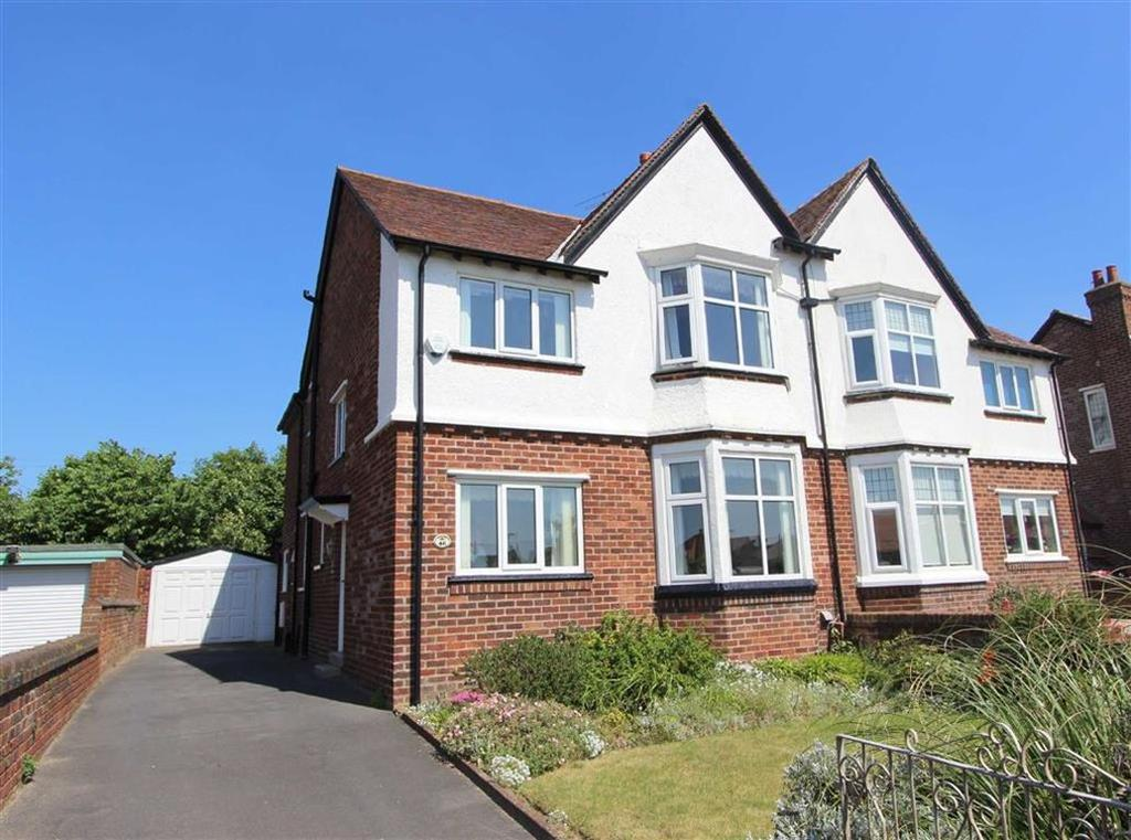 4 Bedrooms Semi Detached House for sale in Caryl Road, Lytham St Annes, Lancashire
