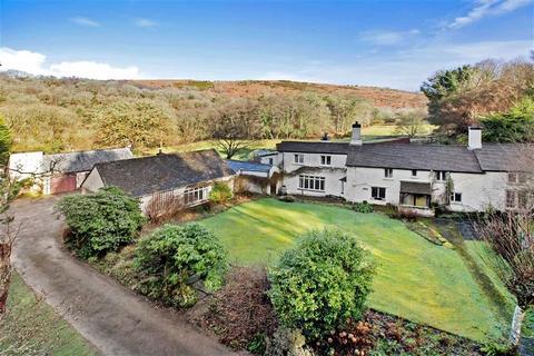5 bedroom detached house for sale - Double Waters, Yelverton, Devon, PL20