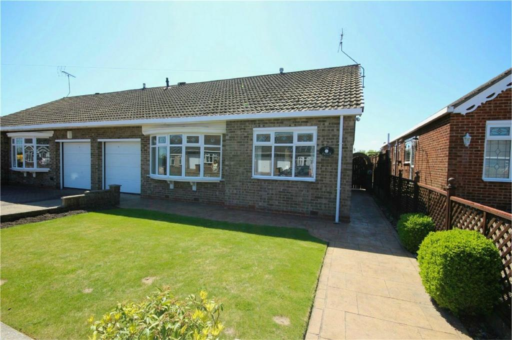 2 Bedrooms Semi Detached Bungalow for sale in Well Lane, Willerby, East Riding of Yorkshire