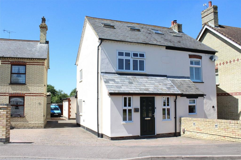 3 Bedrooms Semi Detached House for sale in Hitchin Road, Stotfold, Hitchin, Hertfordshire