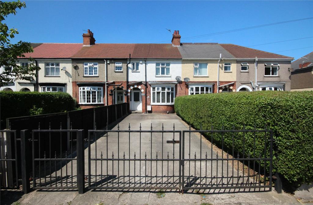 4 Bedrooms Terraced House for sale in Yarborough Road, Grimsby, DN34