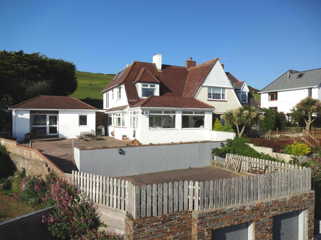 5 Bedrooms Semi Detached House for sale in Sunnyside Road, Woolacombe