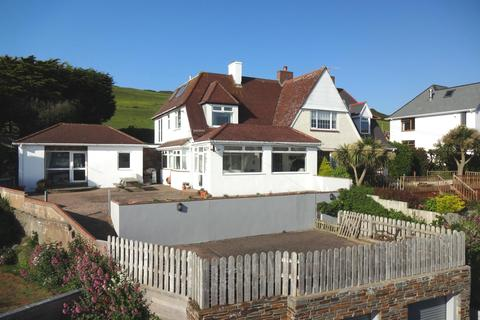 5 bedroom semi-detached house for sale - Sunnyside Road, Woolacombe