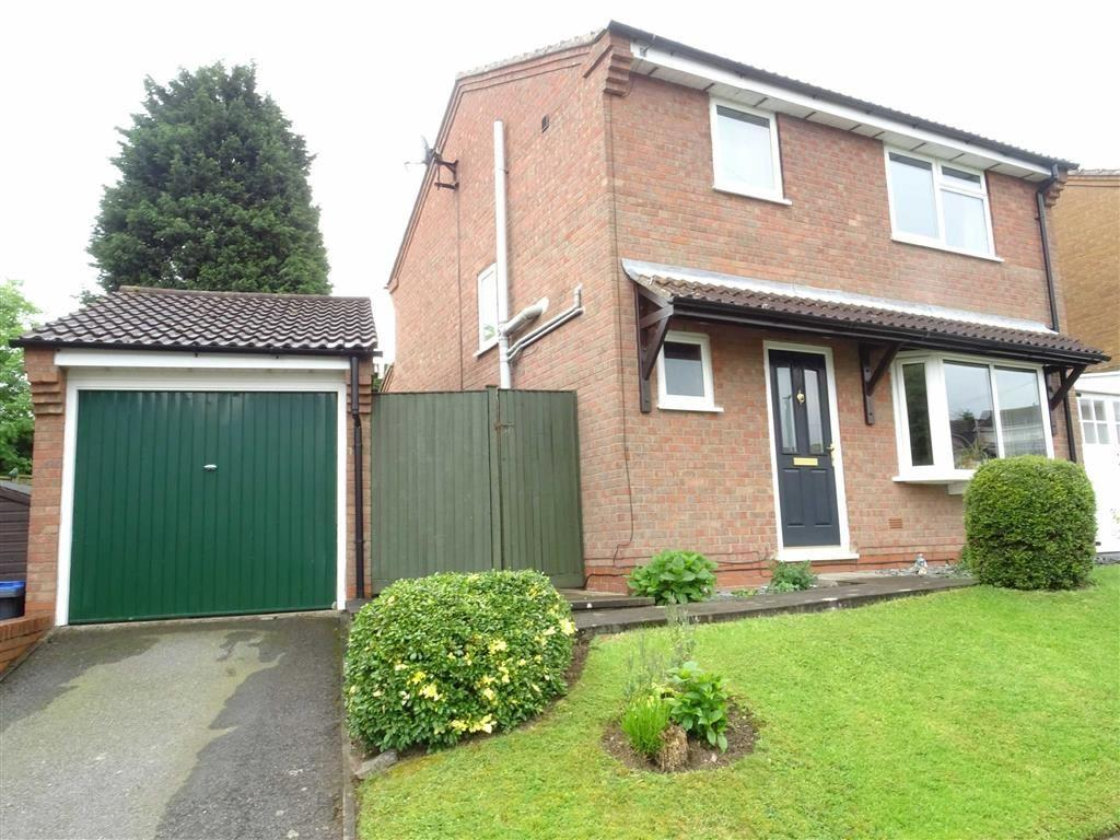 3 Bedrooms Detached House for sale in Bosworth Green, Earl Shilton