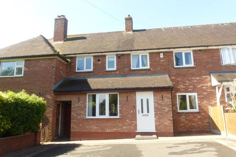 3 bedroom terraced house for sale - Duncalfe Drive,Four Oaks,Sutton Coldfield