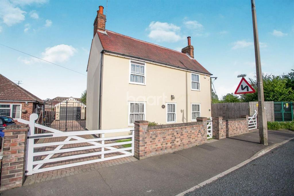 5 Bedrooms Detached House for sale in Fingringhoe Road, Colchester.