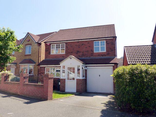 4 Bedrooms Detached House for sale in Springthorpe Road,Pype Hayes,Erdington