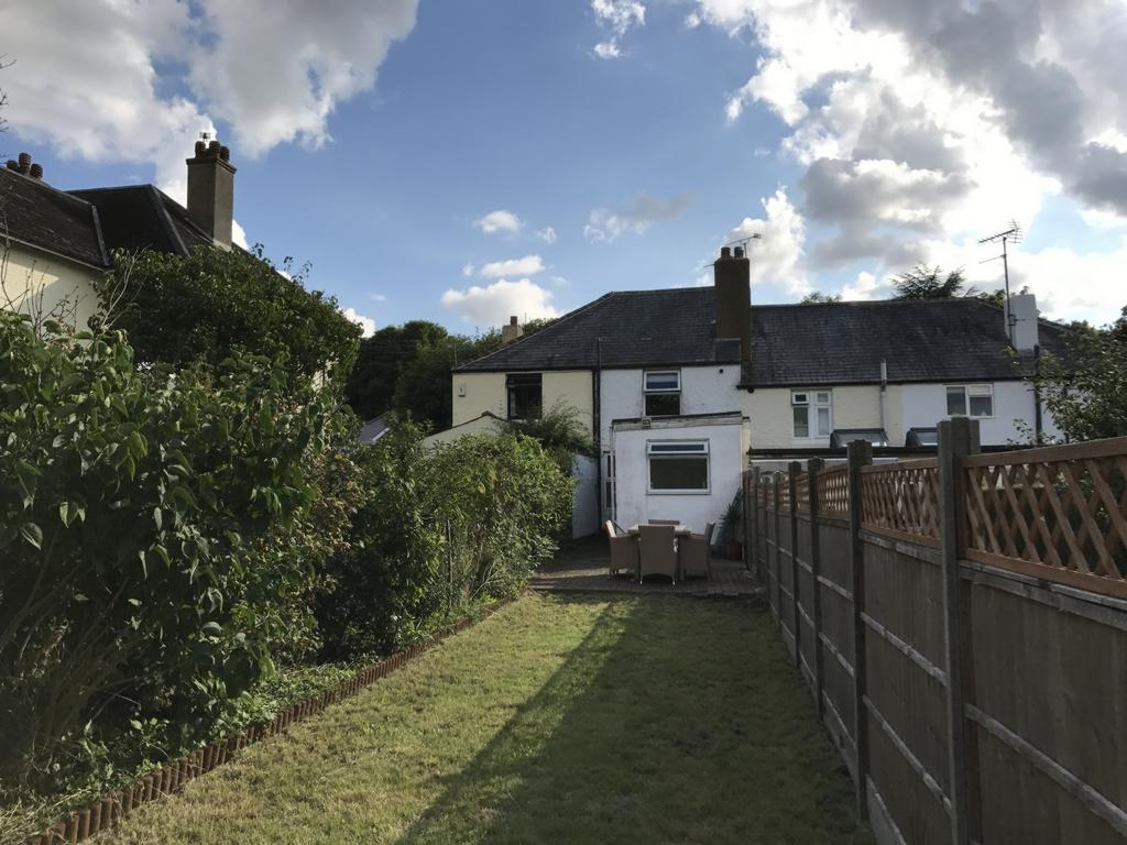 2 Bedrooms Terraced House for sale in Church Hill, Shepherdswell, CT15