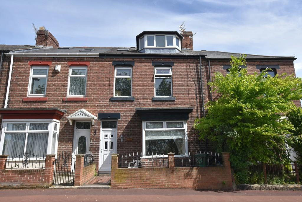 5 Bedrooms Terraced House for sale in Gordon Terrace, Southwick