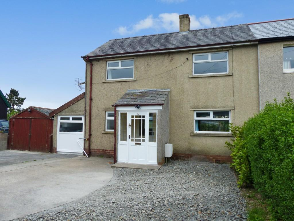 2 Bedrooms Semi Detached House for sale in Ribblesdale Estate, Long Preston