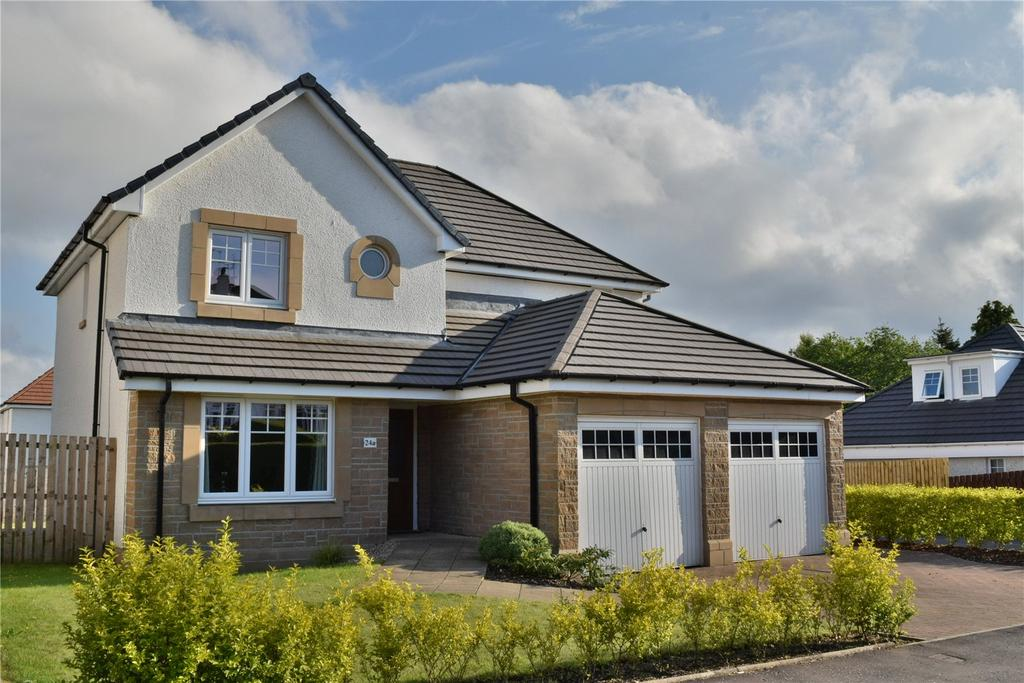 4 Bedrooms Detached House for sale in Morven Road, Bearsden, Glasgow