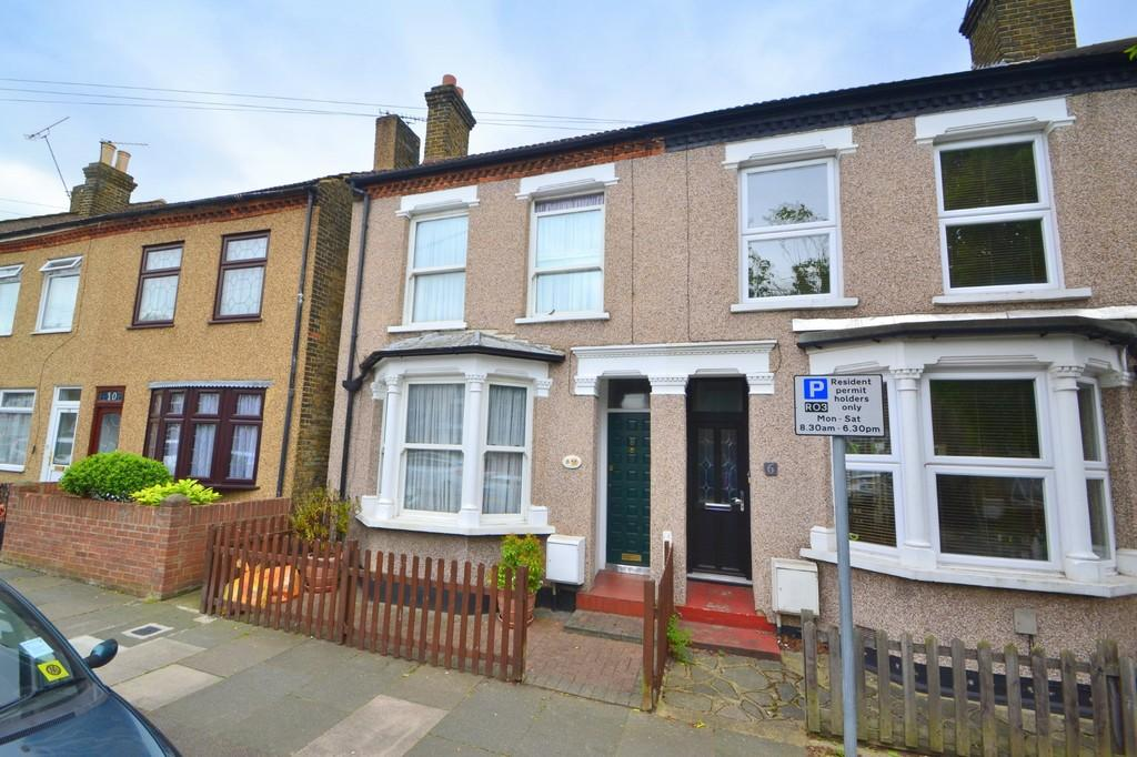 2 Bedrooms Terraced House for sale in Clifton Road, Hornchurch, RM11 1BU