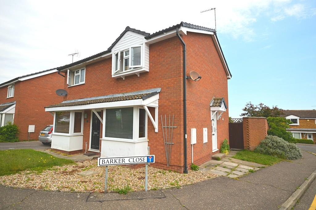 2 Bedrooms Semi Detached House for sale in Lawford, Manningtree, CO11 2JU