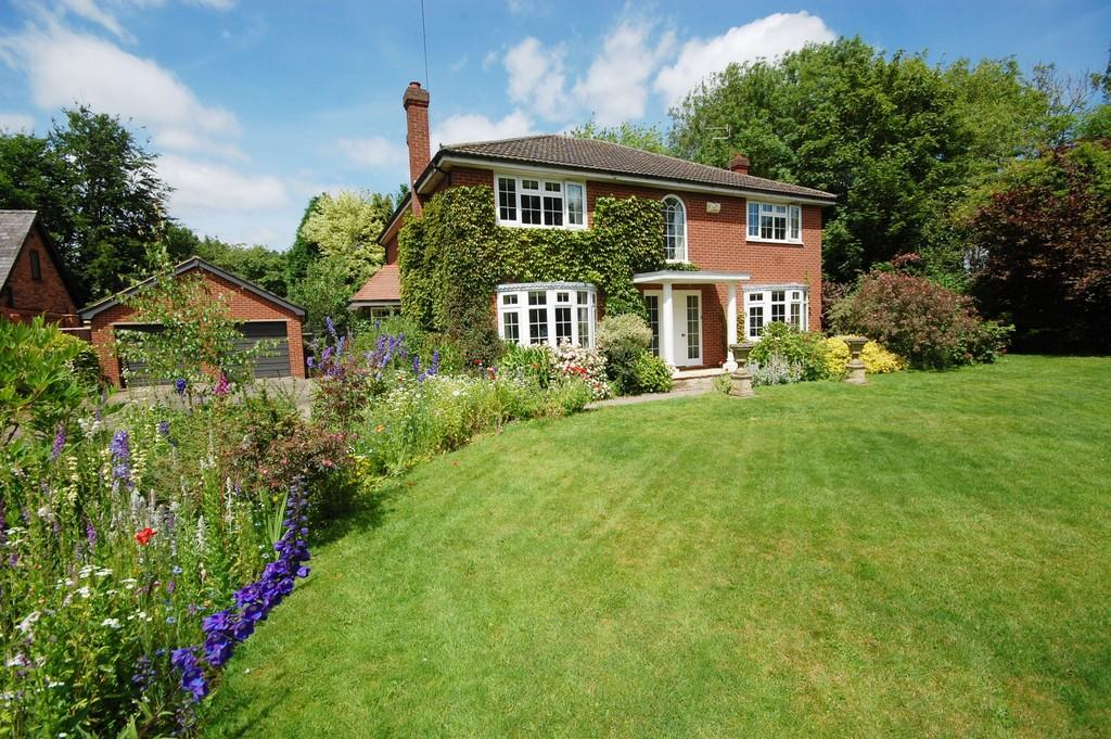4 Bedrooms Detached House for sale in Legbourne, Mill Lane
