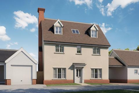 5 bedroom semi-detached house for sale - Meadow House, The Street, High Roding