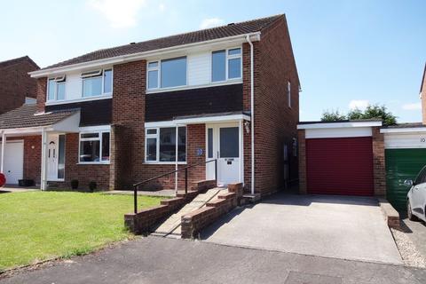 3 bedroom semi-detached house to rent - Baily Close, Glastonbury
