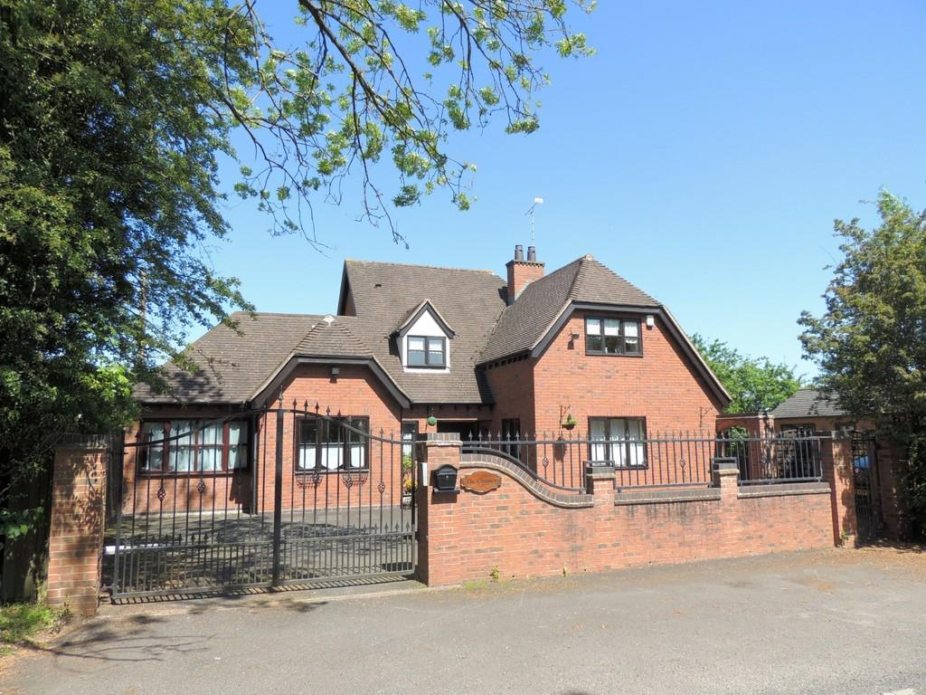 5 Bedrooms Detached House for sale in Lye Green Road, Claverdon
