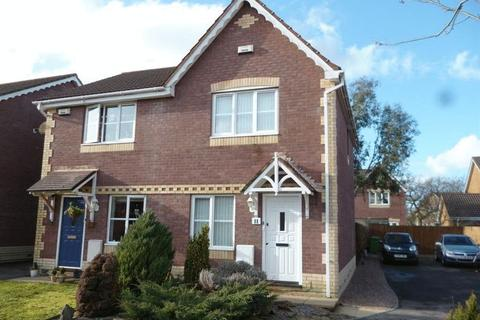2 bedroom semi-detached house to rent - Ireland Close, Cardiff