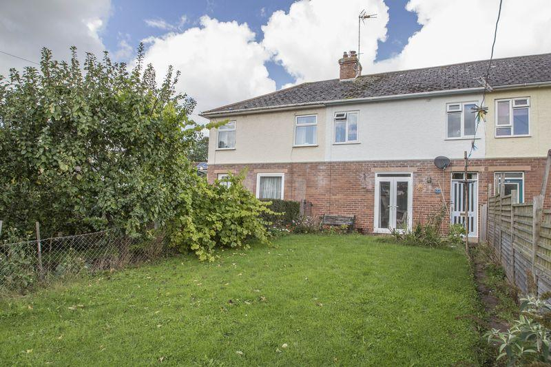 3 Bedrooms Terraced House for sale in 14 Buller Road, Crediton