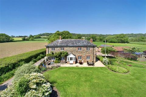 4 bedroom detached house for sale - Awliscombe, Honiton, Devon, EX14